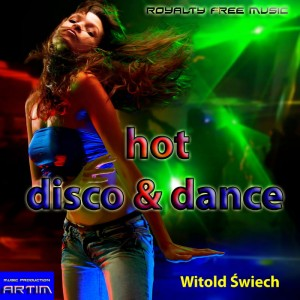 Hot Disco & Dance - Muzyka bez ZAIKS