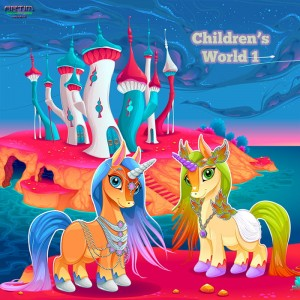 Children's World 1 - MP4 - Muzyka bez ZAIKS