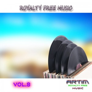 Royalty Free Music vol. 8 - Muzyka bez ZAIKS
