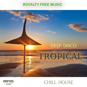 Deep Disco Tropical - Muzyka bez ZAIKS