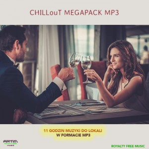 Chillout 11godz. MP3 pendrive USB